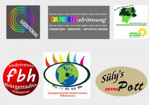 PF-Grafik Logos