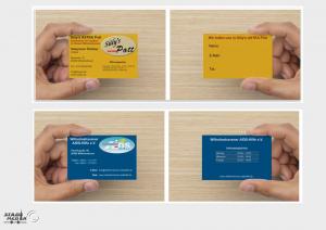 PF-Grafik V-Cards